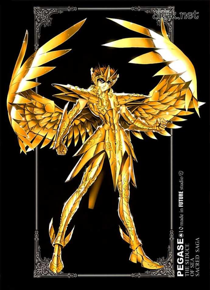 áo giáp vàng